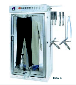 Domus - BOX-A, Finishing Equipment, Cabinet