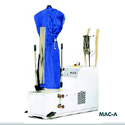 Domus MAC-A Finishing Equipment, Mannequin