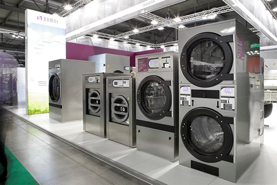 Laundry 365 @ Care Show Bournemouth