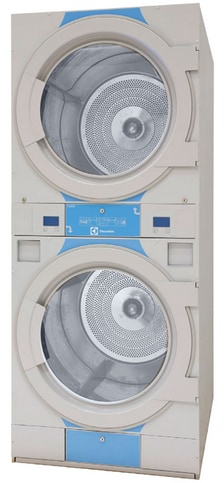 Electrolux T5425S 2x24kg - Tumble Dryer,  Vented, Stack