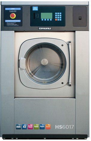 Girbau HS6017 19kg Commercial Washing Machine