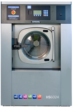 Girbau HS6024 27kg Commercial Washing Machine