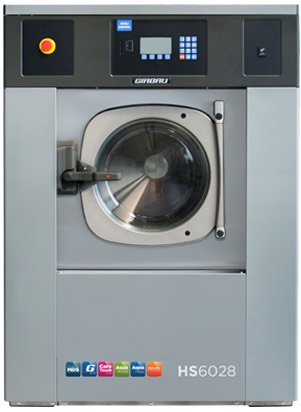 Girbau HS6028 31kg Commercial Washing Machine