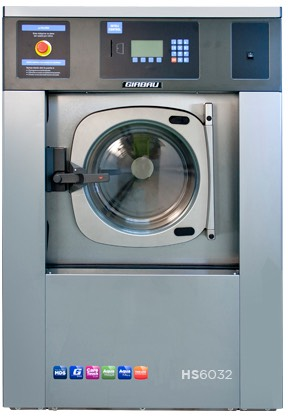 Girbau HS6032 36kg Commercial Washing Machine