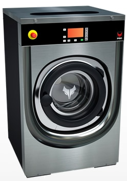 IPSO IY240 24kg - Washing Machine, High Spin