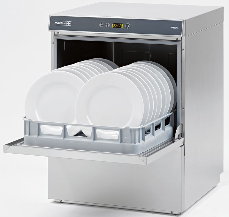 Maidaid D515WS - Dishwasher - Undercounter