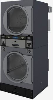 Primus DX13/13 2x13kg - Tumble Dryer, Vented, Stack