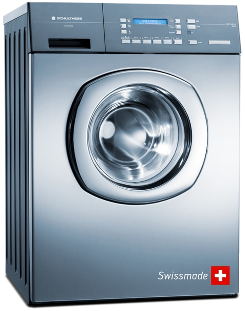 Schulthess Spirit Topline 8120 7kg - Washing Machine, High Spin