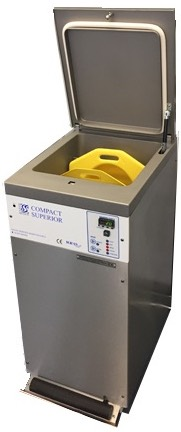 Stanbridge CS2 ST Bedpan Washer Disinfector - Rent, Lease or Buy