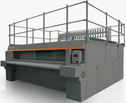 Tolon T15 3.3 Meter Industrial Flatwork Ironer - Rent, Lease or Buy